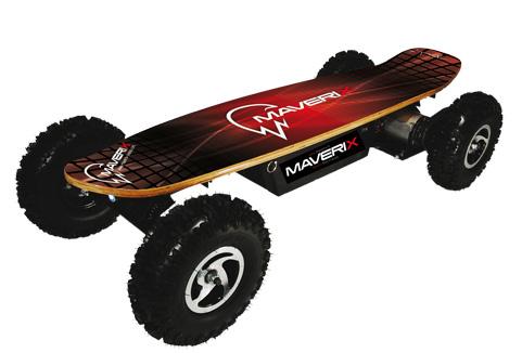 Skate électrique Maverix Border X Classic