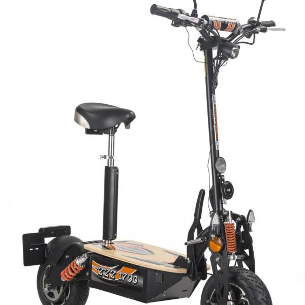 ZZZ 1700 Sport homologué route 40 km/h