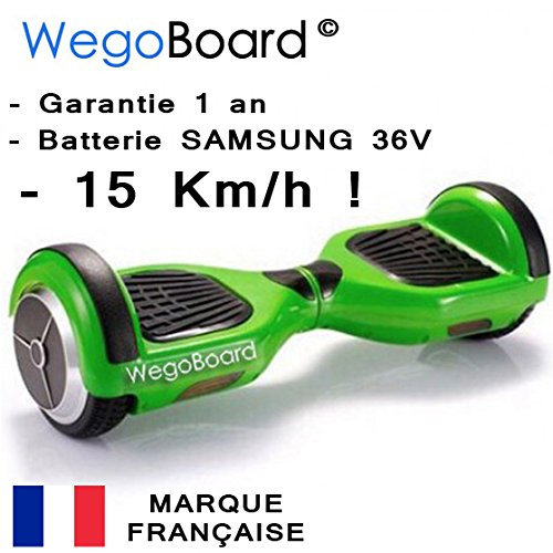 We-Go-Board 15 km/h