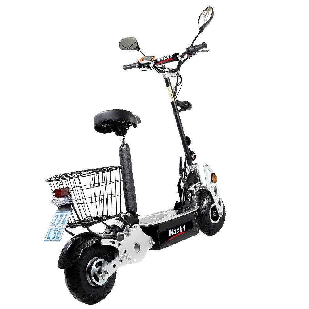 e scooter mach 1 1000w 48v trott 39 n 39 shop. Black Bedroom Furniture Sets. Home Design Ideas