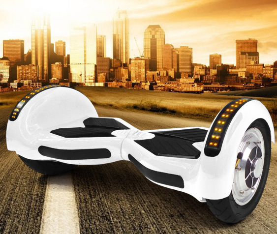 Hoverboard Viron Motors CrossRover 800W Blanc