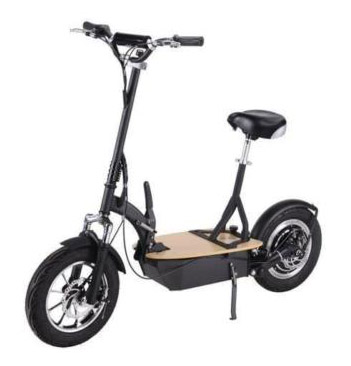 Trottinette électrique Brushless 350W