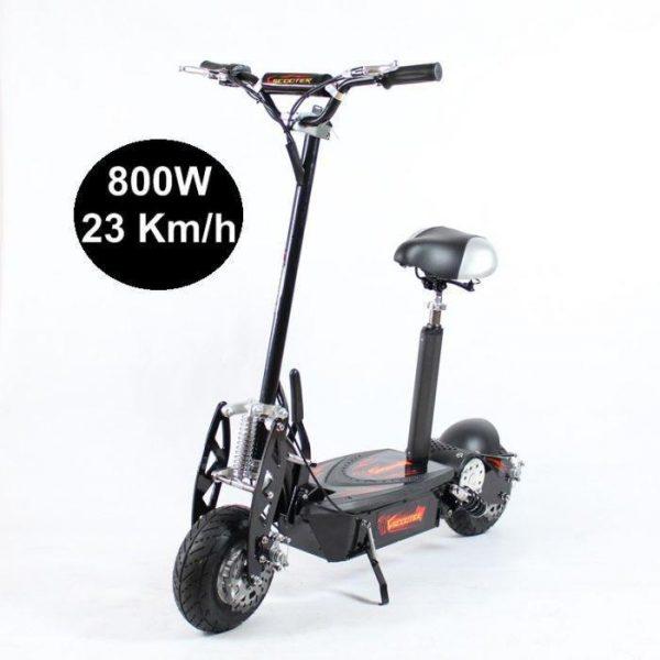 Trottinette électrique 800W Tendance Design