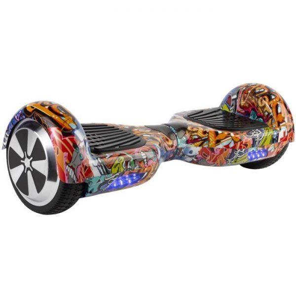 Hoverboard MPMAN SW100 Street Art