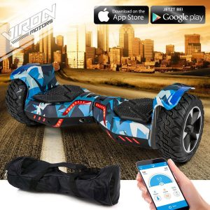 Hoverboard Viron Motors tout-terrain