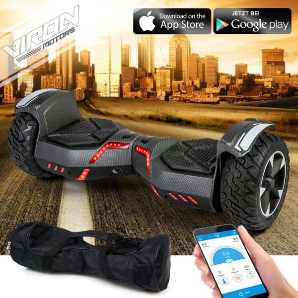 Hoverboard Viron Motors SUV tout-terrain