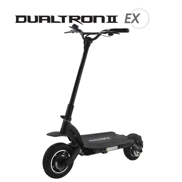 Trottinette électrique Dualtron 2 EX