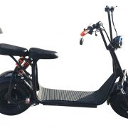 Trottinette électrique style chopper Sabway