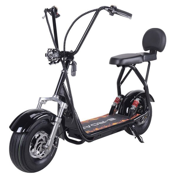 Trottinette électrique E-Road Coco Beach Duo