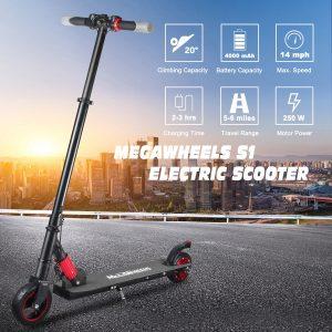 Trottinette électrique Megawheels S1