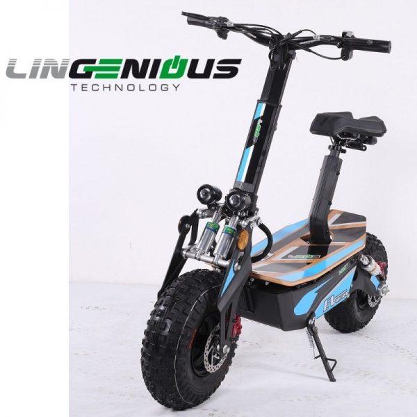 Trottinette électrique LINGENIOUS E-REX 2000