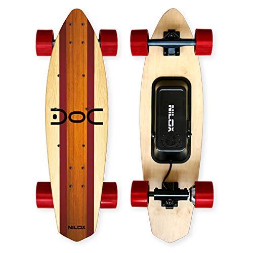 Skateboard électrique Nilox Doc Cruiser