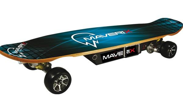 Maverix Cruiser Lithium Skate électrique 600 W