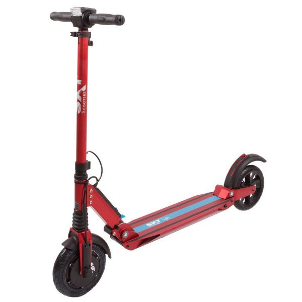 Trottinette électrique SXT Light rouge