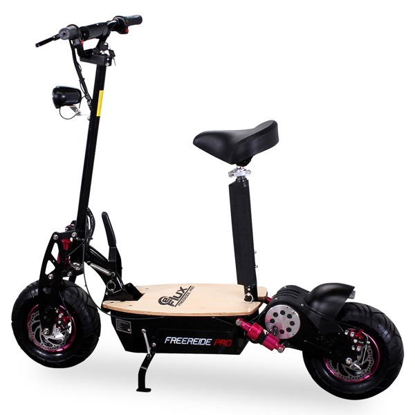 E-scooter eflux Freeride 1600W 48V