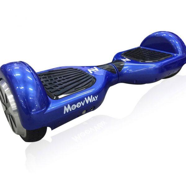 Hoverboard Moovway bleu