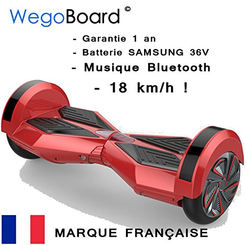 We-Go-Board 18 km/h