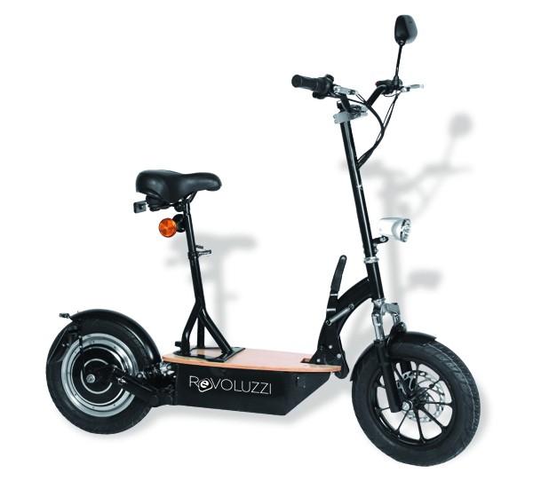 E-scooter homologué Revoluzzi
