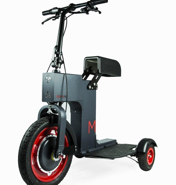 Tricycle électrique M-Scooter