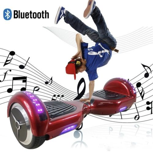 Hoverboard Mobiwheel