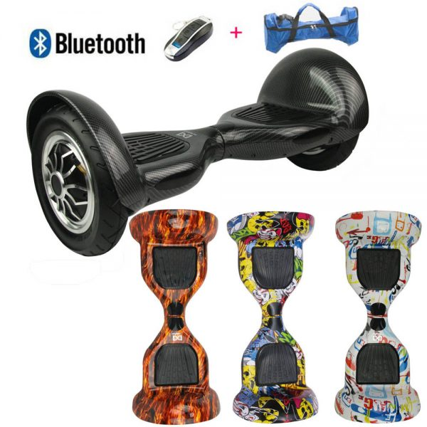 Hoverboard 10 pouces Cool & Fun