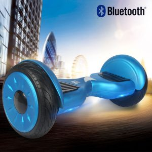 Gyropode Cool&Fun Bluetooth bleu