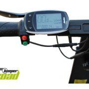 SCOOTCROSS (batterie plomb acide) • Trotinette électrique • BEEPER Road/Velocifero
