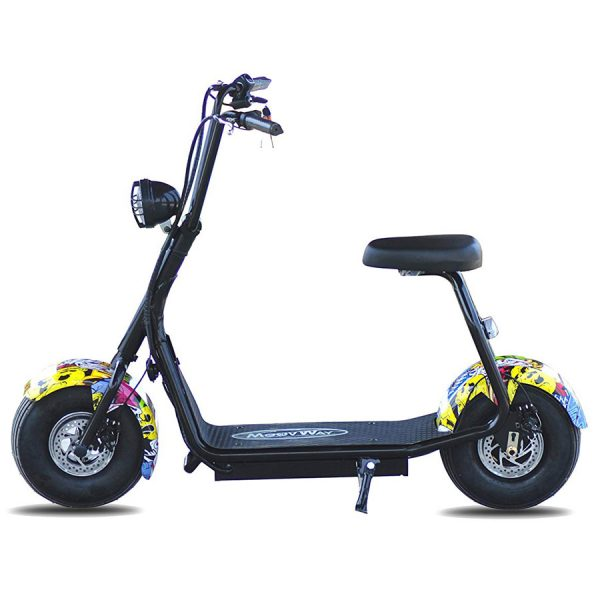 Trottinette électrique MOOVWAY MOTO COCO JUNIOR