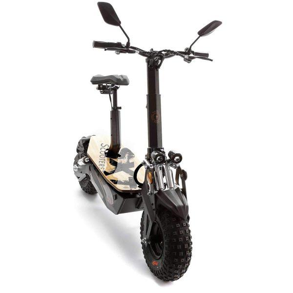 E-scooter SXT Monster batterie Lithium