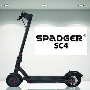 Trottinette électrique Spadger SC4