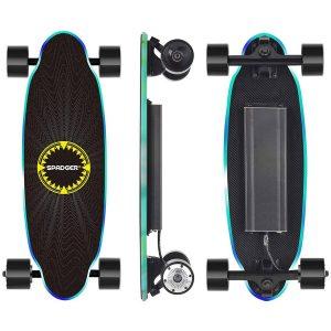 Skateboard électrique SPADGER D5X