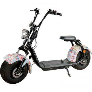 E-scooter CityCoco immmatriculable PICASSO