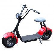 Scooter électrique Boogy Rouge