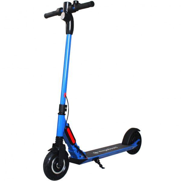 Trottinette électrique WegoBoard Booster Max bleue
