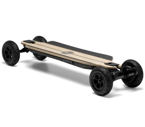 Longboard électrique Evolve GTR Tout-Terrain