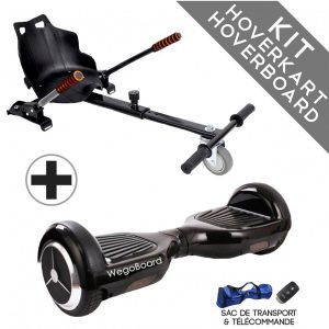 Kit Hoverboard Original + Hoverkart